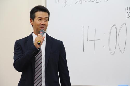 八木氏講演会3